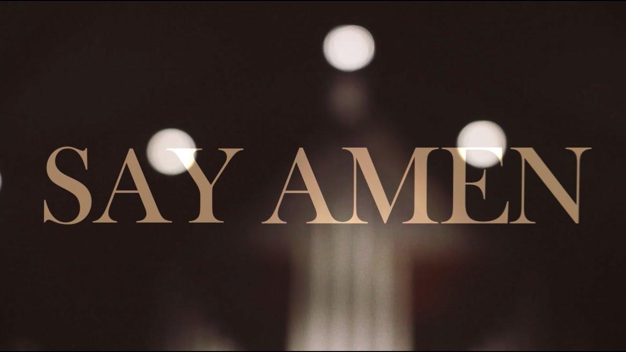 Say AMEN!