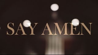 Finding Favour - Say Amen (Official Lyric Video)