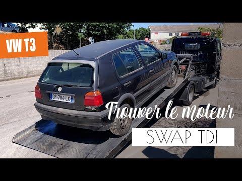 [Swap TDI] EP01 - Trouver un moteur TDi pour mon VW T3