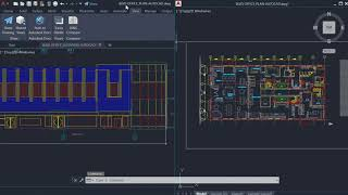Introducing the Floating window feature   AutoCAD 2022