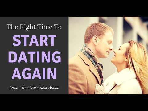when is the right time to start dating