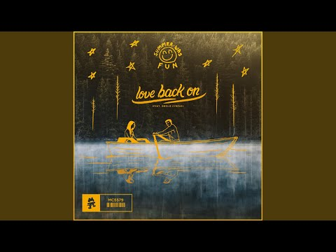 Love Back On (feat. Emelie CyrŽus)