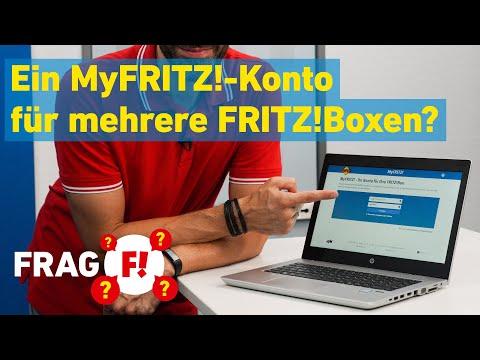 MyFRITZ!: Mehrere FRITZ!Boxen in verschiedenen Konten verwalten – so geht's | Frag FRITZ! 011