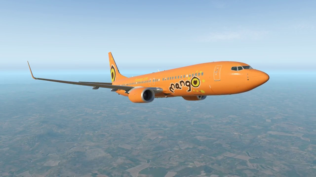 X Plane11 Mango Airlines B737 800 Take Off Lanseria Zs Sjh South Africa Youtube