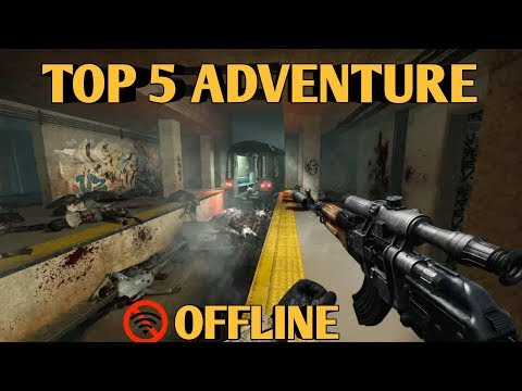 5 GAME OFFLINE ADVENTURE ANDROID TERBAIK 2019 - 동영상