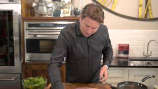 How To Make Veal Milanese - James Martin Fast Cooking