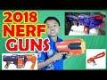 Download Baru!! 2018 Nerf Guns Infinus,  Permainan Toy Fair