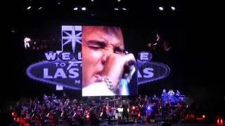 Gambar cover Elvis Royal Philharmonic Orchestra That 39 s Alright Mama Live