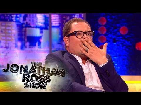 When Adele Lived With Alan Carr - The Jonathan Ross Show