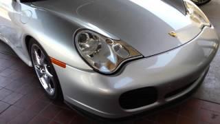 2004 911 turbo Porsche