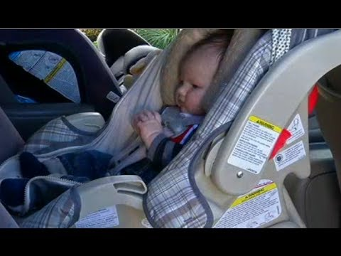 proper car seat installation and safety with lauren fix youtube. Black Bedroom Furniture Sets. Home Design Ideas