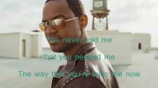 Brian McKnight: A Little Too Late [Music & Lyrics]