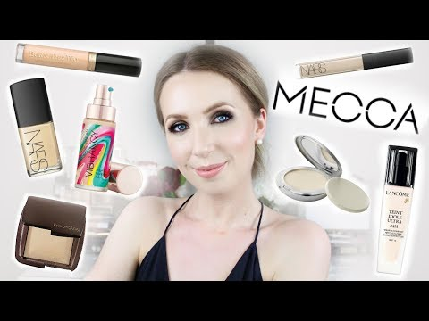 The Ultimate Mecca Shopping Guide for Fair Skin | Reviews & Swatches: Part One