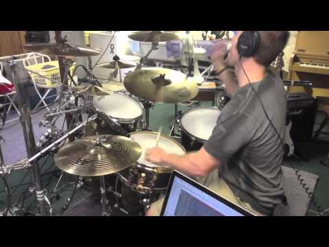 Kirk Franklin - He Reigns (Drum Cover)