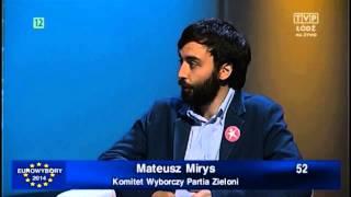Mateusz Mirys o polityce rolnej UE i kooperatywach