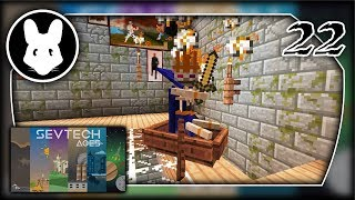 SevTech Ages - Romantic Boat Ride! Part 22 - Mischief of Mice!
