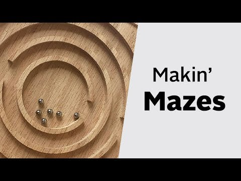 Easel Live: A-Maze-ing Games