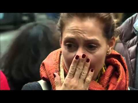 ITV News Special - Terror Attacks in Paris - 14th November 2