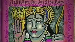 Hanuman Chalisa (Heart Version) by Brenda McMorrow - Illustrations by Jennifer Mazzucco