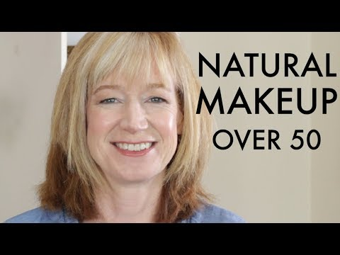 Easy Makeup For Women Over 50 Natural Makeup Tutorial