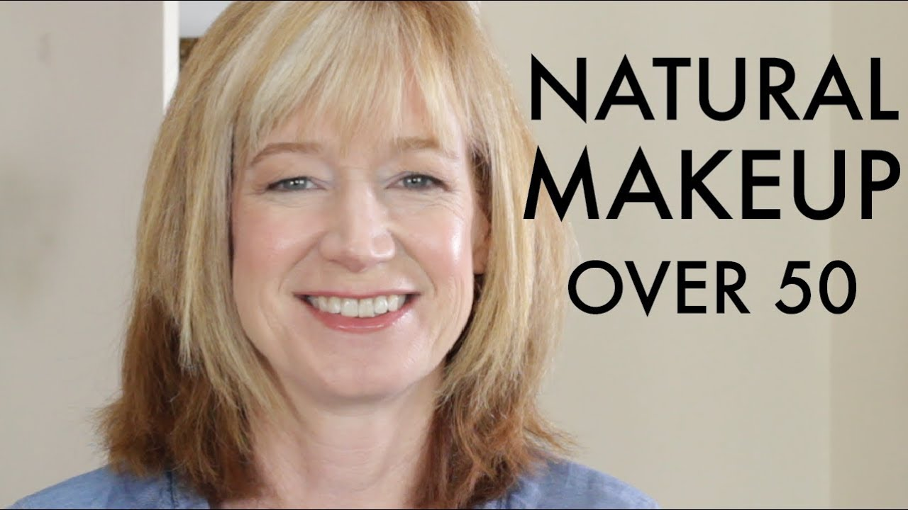 Easy Makeup For Women Over 12 - Natural Makeup Tutorial