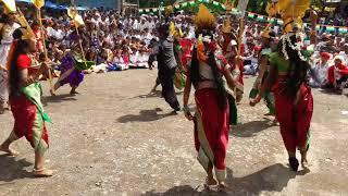 Devi Song by Basaveshwar School Kannur 2017