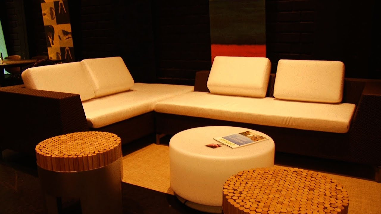 Oh diosas muebles para sala youtube for Muebles rojos para sala