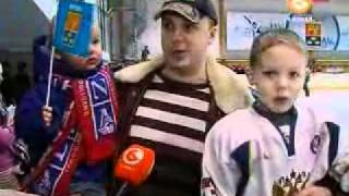 Открытие. Каток Муромец (Кристалл) в Муроме. ТВ канал 6.