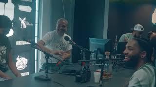 Irv Gotti with new Artist Rikki WOODZ, talk murder inc, 50 Cent, & wild stories| the Afternoon Trap