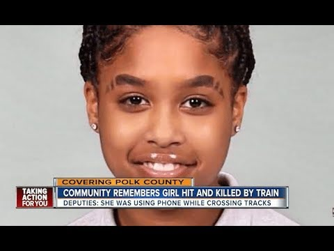 Florida Girl 11 Killed By Amtrak Train In Haines City.