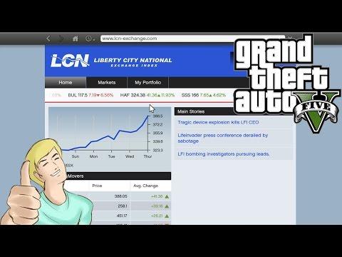 GTA 5 วิธีเล่นหุ้นให้รวย ทำยังไง ?