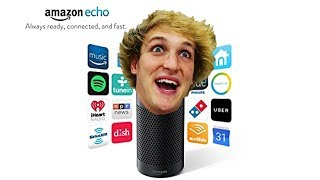 Amazon Echo: Logan Paul Edition