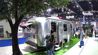 Airstream Travel Trailer, Silver Bullet, Luxury Motorhome
