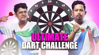 DART CHALLENGE IN S8UL GAMING HOUSE 2.0