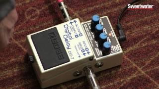 BOSS DD-7 Digital Delay Pedal Review - Sweetwater Sound