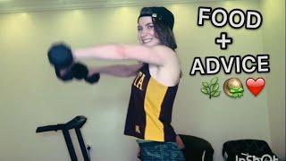 PRE-WORKOUT TALK 🗣 (my fitness story)