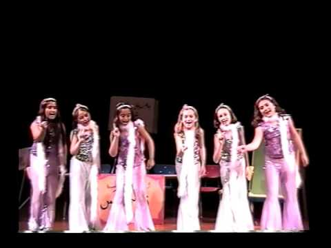 Norooz-Nima Farsi Class Dance 2002 (Persian New Year)