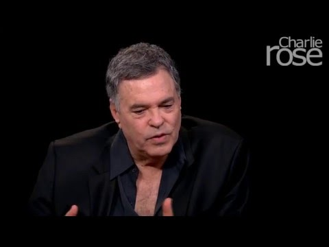Director Amos Gitai on the importance of art as criticism (Feb. 3, 2016) | Charlie Rose