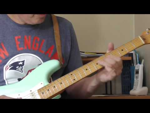 Pee Wee Crayton Guitar Lesson - Blues After Hours (REVISED)
