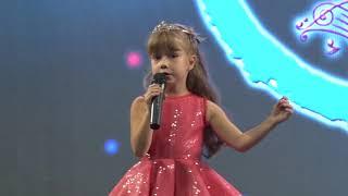 Эвелина Радбиль (6 лет) За семью морями (Д. Воскресенский)
