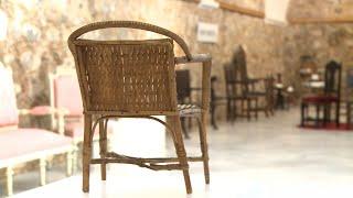 """Teresa Plaza: """"Algo tan simple como una silla debía tener un homenaje"""""""