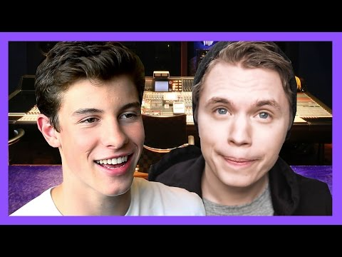 SHAWN MENDES & ROOMIE WRITE A SONG