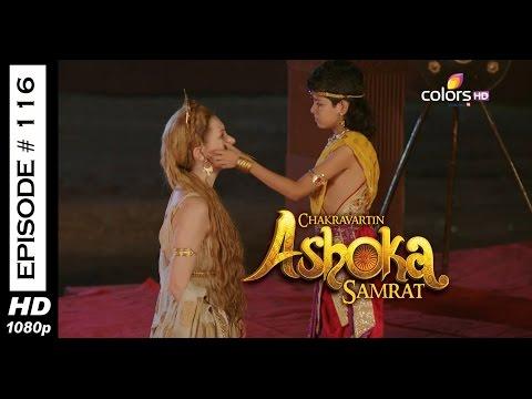 Chakravartin Ashoka Samrat - 10th July 2015 - चक्रवतीन अशोक सम्राट - Full Episode (HD)