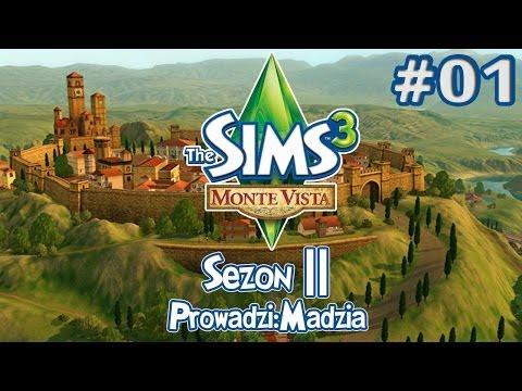 The SimS 3 - Sezon II #01 - Witajcie w Monte Vista!
