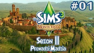 The SimS 3 - Sezon II #01 - Witajcie w Monte Vista!