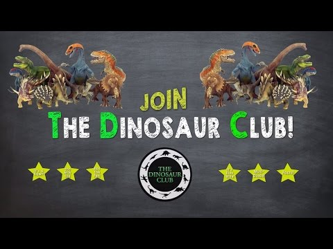 The Dinosaur Club - Channel Trailer