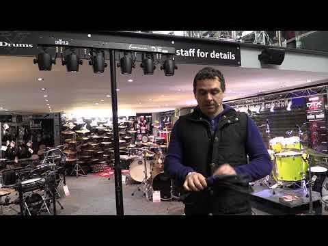 Chauvet 6 Spot Quad Lighting Effect For Hire - Nottingham 0115 8414148
