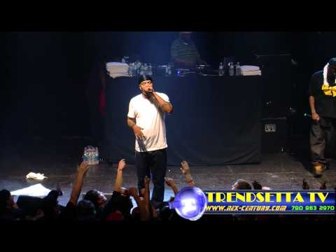 Method Man LIVE IN EDMONTON