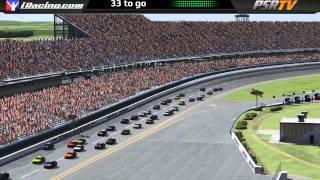 Talladega, Race 10, 2013 NASCAR iRacing.com Series World Championship