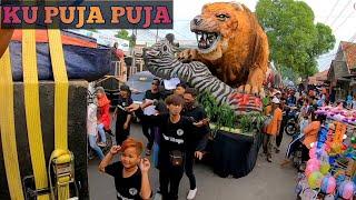 Ku Puja Puja Lagu Cocok Untuk Arak Arakan Karnaval